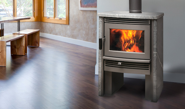 Pacific Energy Neostone 1.6 Freestanding Wood Stove