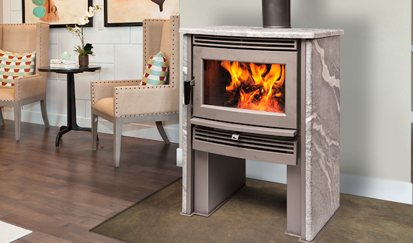 Pacific Energy Neostone 2.5 Freestanding Wood Stove