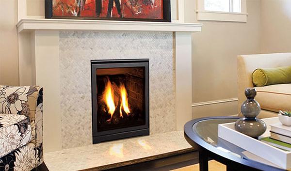 Enviro The Q1 Gas Fireplace
