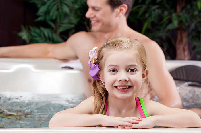Spa and Hot Tub Service Packages