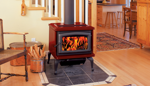 Pacific Energy Summit Classic LE Freestanding Wood Stove