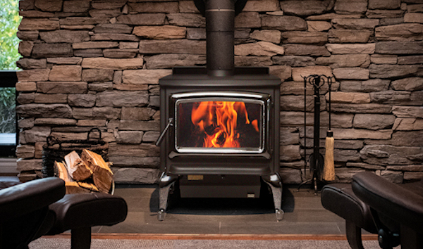 Pacific Energy Summit LE Freestanding Wood Stove