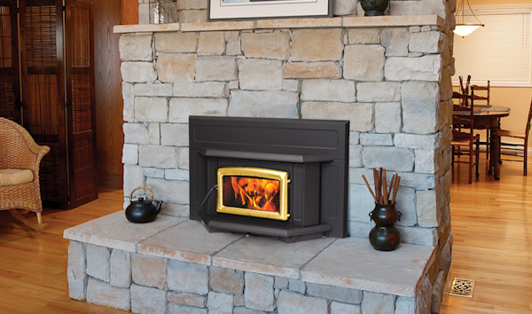Pacific Energy Super LE Wood Fireplace Insert