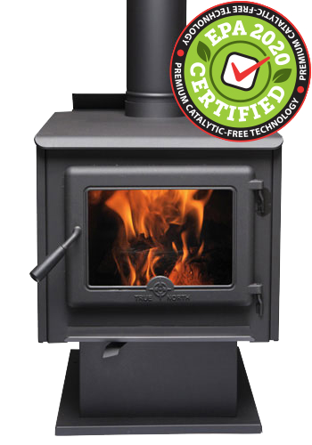 True North The TN20 Wood Stove