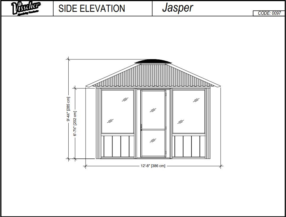 Jasper Footprint