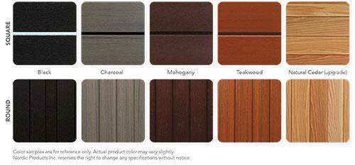 Nordic Cabinet Colors