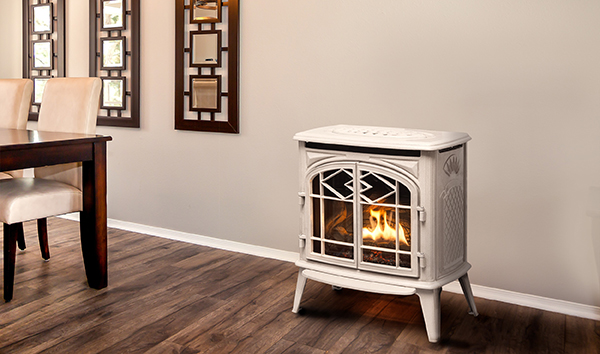 Pacific Energy The Trenton Classic Freestanding Gas Stove