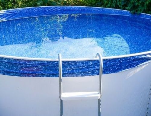 Ways To Pretty-Up an Above-Ground Pool