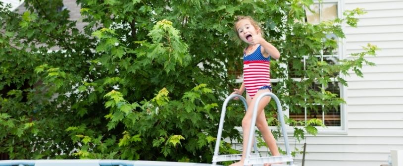 Tips for Keeping Kids Safe Near Your Above-Ground Pool