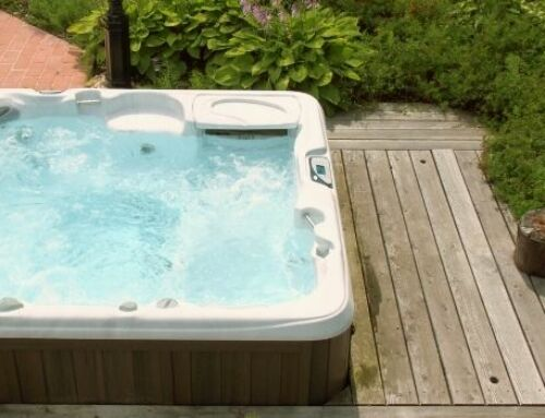How To Adjust Your Hot Tub's Calcium Levels